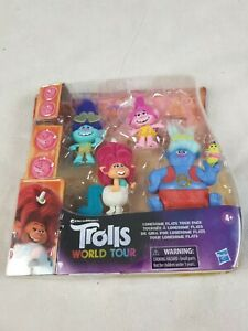 DreamWorks Trolls World Tour - Lonesome Flats Tour Figure Pack - INCOMPLETE