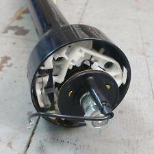 1953 - 1962 Chevy 28 Black  Steering Column GM Floor Shift gm gmc
