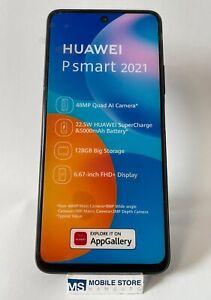 Huawei P smart 2021 - schwarz (midnight black) - Dummy (Attrappe) - NEU