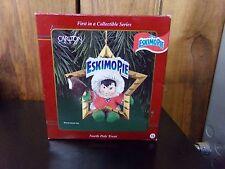 Carlton Cards Eskimo Pie North Pole Treat Christmas Tree Ornament in Box