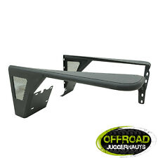 97-06 Jeep TJ Wrangler Front Fender Flares W/Eagle Lights Tube&SS Wire Mesh