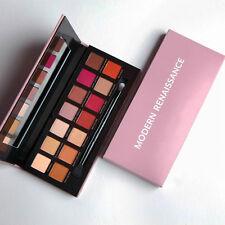 New Cosmetic Modern Renaissance Palette MakeUp 14 Colors Beauty Eyeshadow Brush