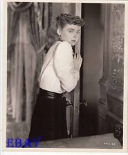 Dorothy McGuire Spiral Staircase VINTAGE Photo
