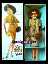 Gold 'N Glamour Barbie Doll Repro Reproduction Collector's Request