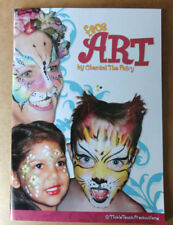 BOOK - FACE ART BY CHANTAL THE FAIRY