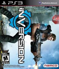 Namco Inversion PS3 Game Brand New Free Shipping