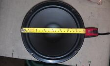"7SS30        JVC SPEAKER, SOUNDS GREAT, 8"" NOMINAL, #837004, VERY GOOD CONDITION"