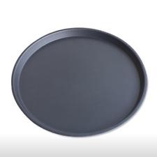 XL Pizzablech rund 32 cm Backblech antihaft beschichtet Spülmaschinengeeignet