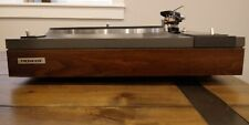 Pioneer PL-112D Turntable Record Player - Functional But Needs Work