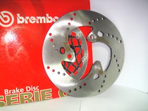 BREMBO 68B40721 DISCO FRENO ANTERIORE F12 PHANTOM AIR COOLED RESTYLING E2 2006>