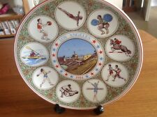 Wedgwood 1984 Olympic Games Plate