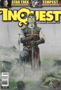Inquest Magazine #032 Dec 1997