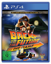 Ps4 back to the future the game (de vuelta en el futuro) aniversario edición nuevo ps4