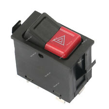 Hazard Warning Light Switch Button  For VW Jetta Golf MK1 Passat Polo 161953235A