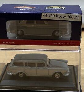 SCENECRFT  ROVER 100 P4 + Oxford Humber estate car1:76