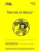 Theatre of Magic Operations/Service/Repair Manual/Pinball Game Theater Bally PPS