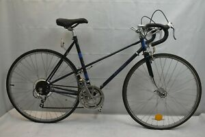 1986 Raleigh Gran Prix Mixte Touring Road Bike 54cm Small Lugged Steel Charity!!
