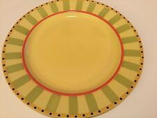 PFALTZGRAFF PISTOULET PLATTER BY JANA KOLPEN 12 INCHES IN DIAMETER