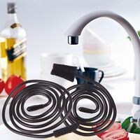 Tool Snake Shaped Unclog Drain Sink Tub Toilet Brush Drain Sink Cleaner