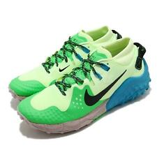 Nike Wildhorse 6 Barely Volt Black Poison Green Men Trail Running BV7106-700