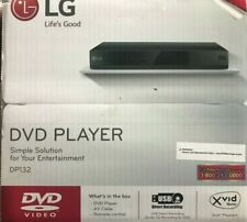 LG - DP132 - DVD Reproductor con USB Direct Recording