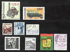 Slovakia .. Stamps from Slovakia .. 3791