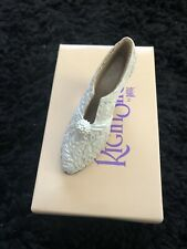 "Just The Right Shoe ""I Do"" By Raine - Free Shipping"