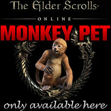 "The Elder Scrolls Online: key for Monkey pet ""imgakin"" | DLC código | Observatorio Europeo Austral"