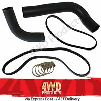 Radiator Hose & Belt SET - Suzuki Grand Vitara SQ625 2.5-V6 H25A (98-05)