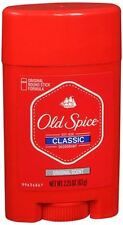 Old Spice Classic Deodorant Stick Original Scent 2.25 oz (Pack of 5)