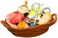 Medicom UDF345 Moomin Series 2 Little My (Basket with Handicrafts Tool)
