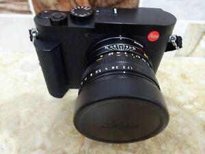 Leica Q2 Digital Camera - Black.