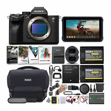 Sony Alpha a7S III Mirrorless Digital Camera Raw Recording Kit