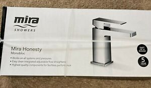 Mira Basin Honesty Monobloc Mixer tap