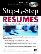 Step-By-Step Resumes: Build an Outstanding Resume