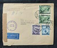 1946 Vienna Austria Airmail Cover to Tupper Creek BC Canada