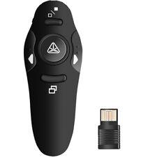 Wireless USB Clicker PPT PowerPoint Presenter  Remote Control Laser Pointer Pen