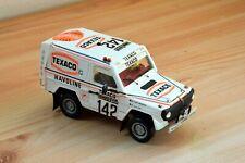 Kit monté 1/43° Mini Racing - MERCEDES 280 GE - 1° Paris Dakar 1983