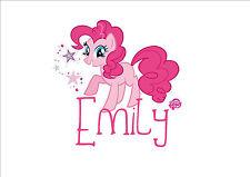 IRON ON TRANSFER - My Little Pony - Birthday Gift
