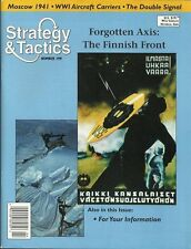 STRATEGY & TACTICS MAG. 199 FORGOTTEN AXIS: THE FINNISH FRONT - MINT UNPUNCHED