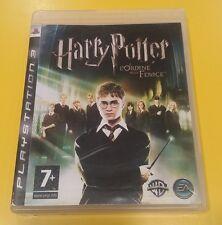 Harry Potter e l'Ordine della Fenice GIOCO PS3 VERSIONE ITALIANA