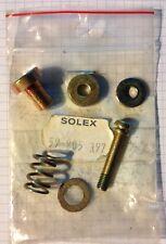 Kit réparation commande starter carburateur SOLEX 32DIS  RENAULT R5 R6 Estafette