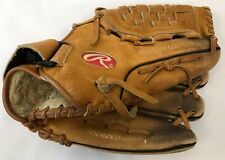 "Rawlings 13"" Highlight Series Hl130 Flex Genuine Leather Baseball Mitt Glove"
