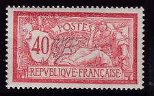 Merson 40c rouge et bleu ** – (Yvert & Tellier – N°: 119)