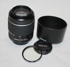 PENTAX AF SMC DAL 50-200mm f4-5.6 ED WR  ZOOM Lens PENTAX K fit