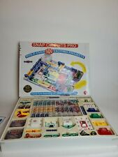Nice Elenco Snap Circuits Pro SC-500 Electronics Projects Kit Complete  - SFI