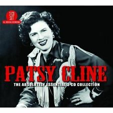 The Absolutely Essential 3cd Collection Patsy Cline 0805520130653