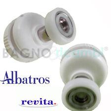 Ricambio cuscinetto chiusura box doccia curvo Albatros 4R33271999