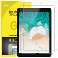 JETech Screen Protector for iPad Air (2019) / Pro 10.5 Tempered Glass 2-Pack