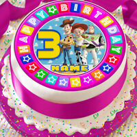 Brooklyn 99 Cast at Desk Personalised 8 inch Round PRECUT Easy Peel Edible Icing Cake Topper Decoration Birthday